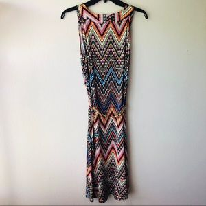 Nina Leonard Dresses - Nina Leonard Dress Multi color Size XL